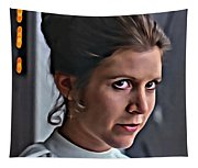 Princess Leia Tapestry