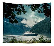 Princess Louisa Inlet Tapestry
