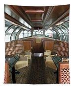 Private Dome Rail Car  Tapestry