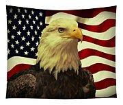 Proud American Tapestry