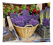 Provence Lavender Tapestry