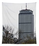 Prudential Tower Tapestry