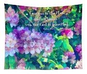 Psalm 116 5 Tapestry