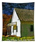 Psalm 119 54 Tapestry