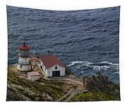 Pt Reyes Lighthouse Tapestry