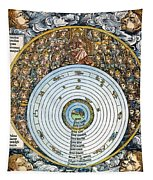 Ptolemaic Universe, 1493 Tapestry