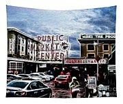 Public Market Tapestry