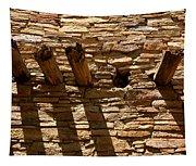 Pueblo Bonito Wall Tapestry