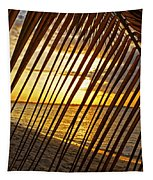 Puerto Rico Sunset 2 Tapestry