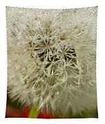 Puff Dandelion Tapestry
