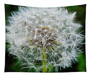 Puff The Dandelion Tapestry