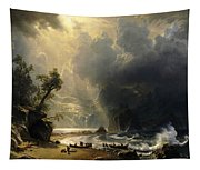 Puget Sound On The Pacific Coast Tapestry