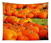 Pumpkin Patch Tapestry