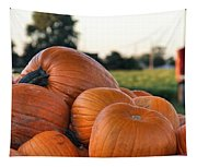 Pumpkins Tapestry