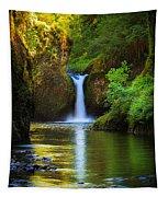 Punchbowl Falls Tapestry