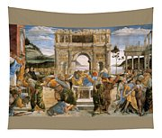 Punishment Of Korah And Dathan And Abiram Tapestry