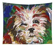 Puppy Spirit 101 Tapestry