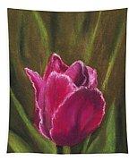 Purple Beauty Tapestry