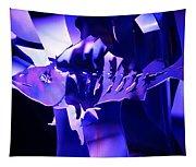 Purple Blue Fish...   # Tapestry