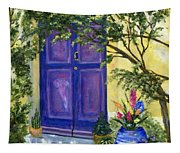 Purple Door Tapestry