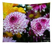 Purple Explosion Tapestry