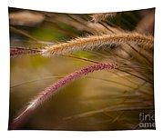 Purple Fountain Grass Ornamental Decorative Foxtail Home Decor Print Tapestry