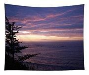 Purple Majesty Tapestry