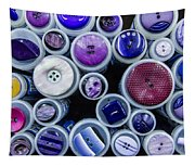 Purple Palate Tapestry