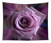 Purple Rose Tapestry