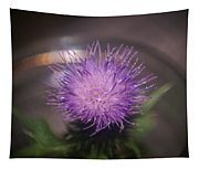 Purple Thistle Tapestry