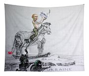 Putin's Surprising Crimea Visit Tapestry