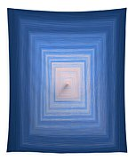Pyramid Of The Sea Tapestry