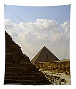 Pyramids Of Giza 23 Tapestry