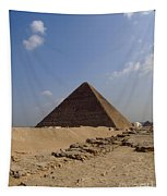 Pyramids Of Giza 30 Tapestry