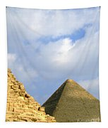 Pyramids Of Giza 37 Tapestry