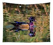 Quack Tapestry
