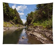 Quechee Gorge Tapestry
