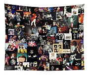 Queen Collage Tapestry
