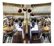 Queen Mary Bridge Tapestry
