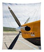 Quest Kodiak Aircraft Tapestry