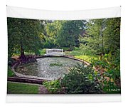 Quiet Reflection Tapestry