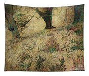 Quietude Of The Forest Tapestry