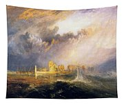 Quillebeuf - At The Mouth Of Seine Tapestry
