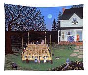 Quilting In The Country Tapestry