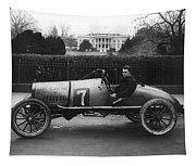 Racecar, 1922 Tapestry
