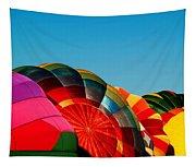 Racing Balloons Tapestry