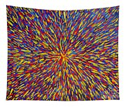 Radiation Blue Tapestry
