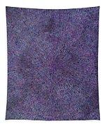 Radiation Violet  Tapestry