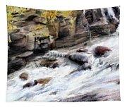Raging River Tapestry
