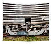 Rail Support Tapestry